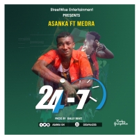 Asanka ft Medra - 247 [Prod By Gally]