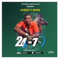 Asanka ft Medra - 247 [Prod By Gally]