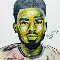 Reign Art Gifts Best Gally a life time memory | OneMuzikGh