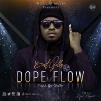 Best Gally - Dope Flow| Mp3 Download - OneMuzikGh