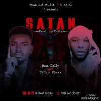 Gally - Satan ft Teflon Flexx [Prod By Gally]