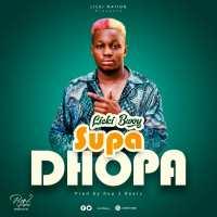 Licki Bwoy - Supa Dhopa (Prod by Rap 2) | OneMuzikGh