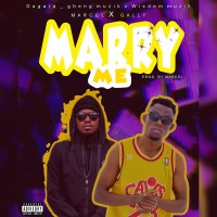 Marcel X Gally - Marry Me (Prod By Marcel) |OneMuzikGh