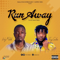 Wiz Maleek ft Fancy Gadam - Run Away [Prod by QobraBeatz] | OneMuzikGh