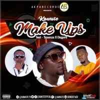 Kawute ft Typanza X Dagara - Make Ups | OneMuzikGh