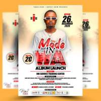 Check: Wiz Maleek Releases Program Line-Up For His Made In Wa Album Launch| OneMuzikGh