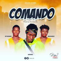 Medra - Comando ft Stunner X Rekordz [Mixed by Ferdi Skillz] | OneMuzikGh