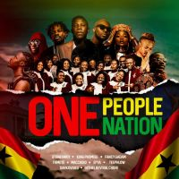 Stonebwoy - One People, One Nation ft King Promise, Fancy Gadam, Fameye, Maccasio, Efya, Teephlow, DarkoVibes & Bethel Revival Chior | OneMuzikGh
